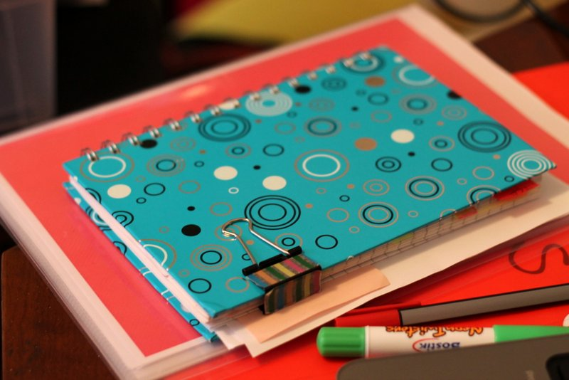 Pretty notebooks | www.OrganisingQueen.com