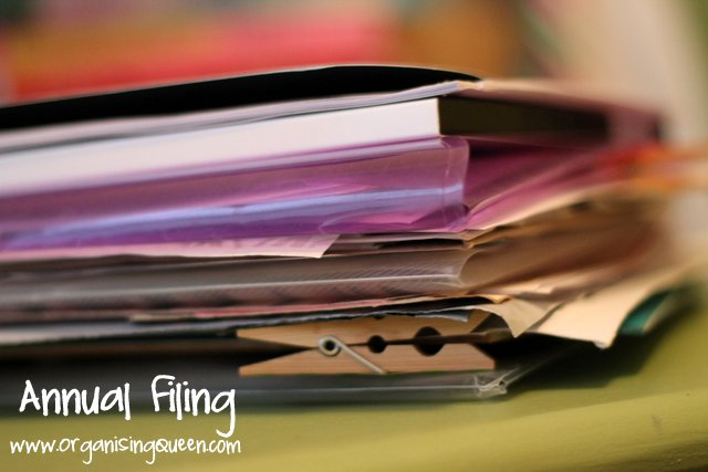 2014 Annual Filing | www.OrganisingQueen.com