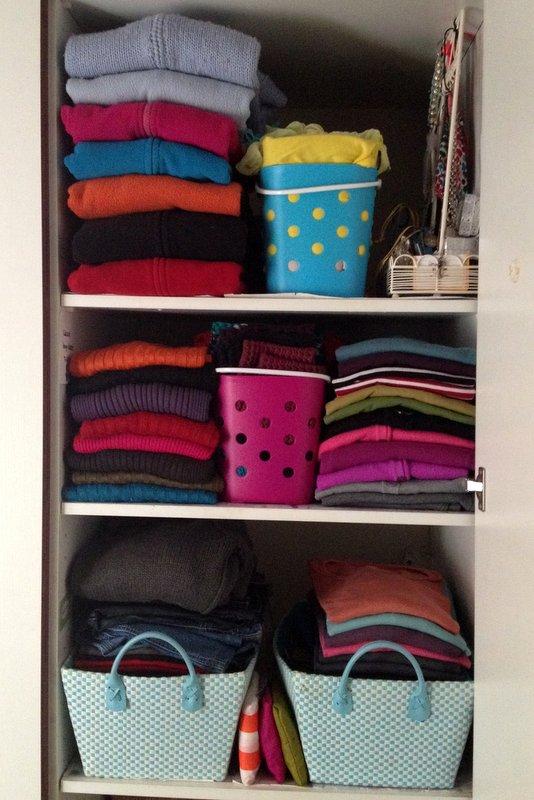 Capsule wardrobes |www.OrganisingQueen.com