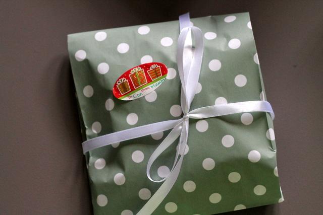 Christmas gifts | www.organisingqueen.com