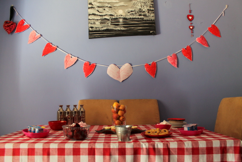 Valentine's Playdate | www.OrganisingQueen.com